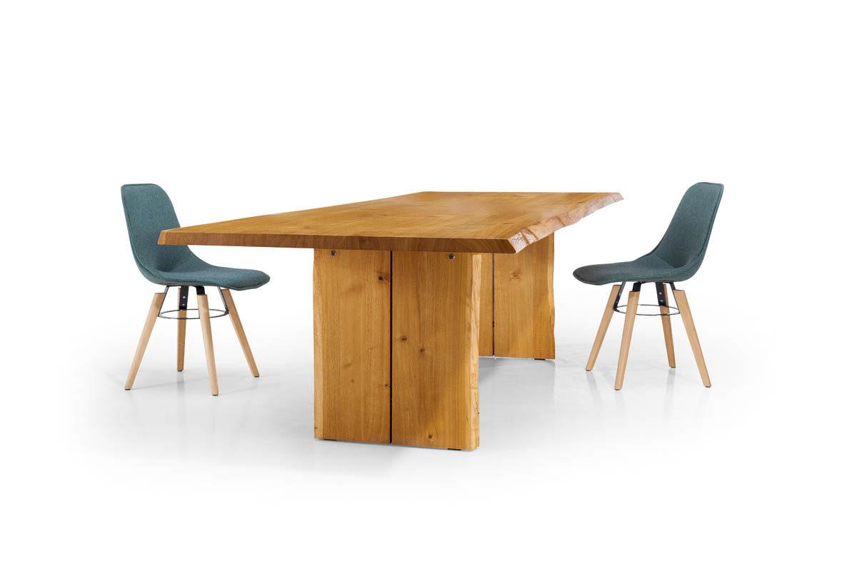 Tisch Baumkante